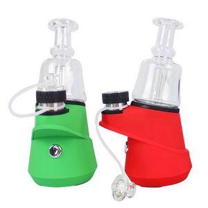 100% Original G9 SOC Enail Kit Matt Colors Wax Concentrate Shatter Rig Dry Herb Vaporizer ecig Pen Glass Bong DHL Shpping FREE