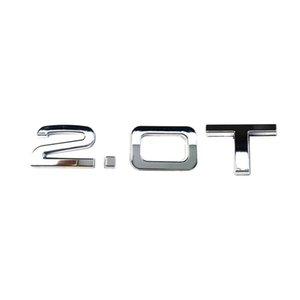 Livraison gratuite ABS SRT8 2.0T 3.0T TDI Hemi 5.7liter A6 A4 A4 A4 A5 A7 Emblème Badge