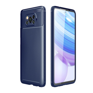 Slim Carbon Fiber Design Tpu Soft Case For Xiaomi Poco X3 Nfc Mi 10 Ultra Redmi 9a 10x jllhgw net_store