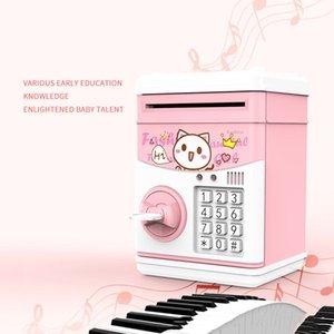 Мультфильм копилка Mini Story Machine Раннее образование машина копилка новая странная творческая игрушка для детей 01
