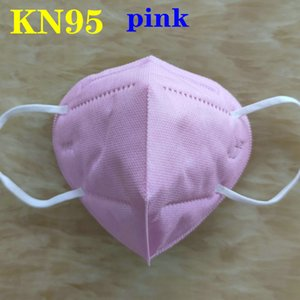 12 Colors KN95 Mask Factory 95% Filter FFP2 Colorful mask Activated Carbon Breathing Respirator Valve 6 layer  face mask top sale