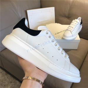 Black Casual Schuhe Lace Up Comfort Hübsches Mädchen Frauen Scarpe Casual Leder Schuhe Männer Womens Chaussures Extrem dauerhafte Stabilität