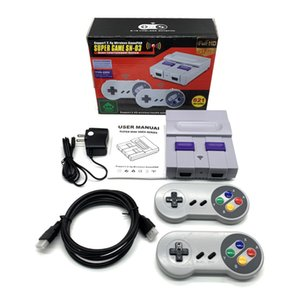 HD Wireless Video Game Console Super Game SN-03 Can Store 821 Games Retro Mini 2.4G Wireless Portable Handheld Games Consoles Game Players