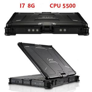2020 Gebraucht Laptop-Computer GetAC V110 5 5500U 8G Tarht-Bildschirm mit 256GSD mit Batterieladegerät für das Auto-Diagnose-Tool