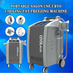 Cryo Slimming Machine for Weight Reduce 2 Handles Work Together Fat Removal Body Slimming Machine Fast Fat Reduction Health Gadgets