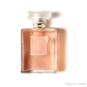 High-end Bayanlar Parfüm Taze Koku Şeffaf Şişe 100 ML EDP Meyveli Koku Yüksek Kalite Ücretsiz Kargo