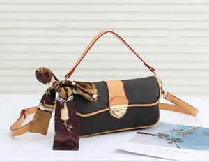 Retro Şerit Yeni Tasarımcı Çanta Messenger Çanta Messenger Çanta Deri Çanta Bayanlar Lüks Çanta Çanta Ücretsiz Kargo