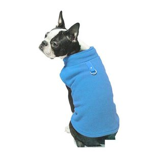 fleece harness pet vest jacket jumper sweater coat for small medium large dog vest t-shirt apparel clothes dog cat pet clothes GR7wC