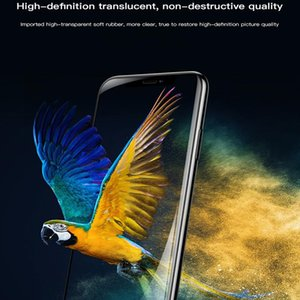 Transparent Hd Soft Hydrogel Film Protector For Iphone 11 Pro Xs Max Xr X Full Cover Protective Screen For 8 7 6 sqcKWl