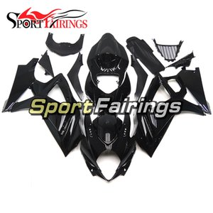 Complete Fairings For GSXR1000 2007 2008 K7 Suzuki GSXR 1000 07 08 Motorcycle Full Injection ABS Fairings Kit Gloss Black