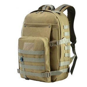 Outdoor Sports Camping Men's Tactical Backpack 900D For Cycling Hiking Climbing 40L Rucksack Hunting Trekking Hiking Bag