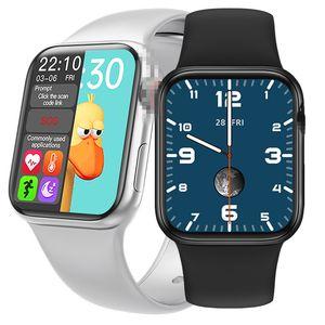 HW12 Smart Watch 1.57' Bluetooth call Music Player Heart Rate Monitor Smart split screen display Smartwatch