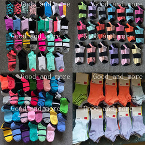 Fashion Girl Socks Summer Winte Campus jeunesse Invisible Sweat respirant Sweat Pullbing et Froty Filles Socks