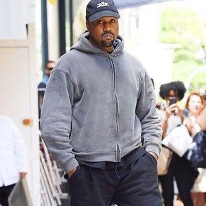 Best High Street Hip Hop Zipper Hooded Sweatshirt Autumn Winter Fashion Hoodies Men Women Casual Simple Solid Jacket HFYMWY703