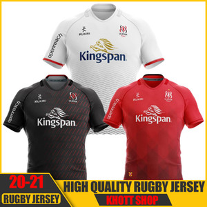 2020 2021 Ulster Rugby Jersey 20 21 Ulster Home Away Camisa Europeia Tamanho S-5XL