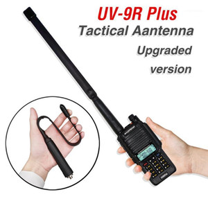 33 72 108CM Foldable CS Tactical Antenna SMA-Female For Baofeng UV-9R Plus uv-9r plus UV9R uv9r Two Way Radio Walkie Talkie1