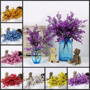 Artificial artificial flower decoration dried flower all over the star of the living room decorations immortal bouquet vase flower arrangeme