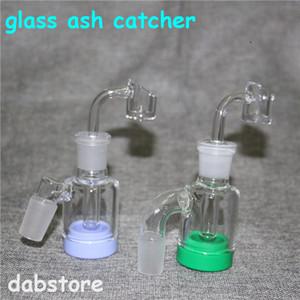 hookahs ashcatchers 14mm 18mm down stem perc glass ashs catcher bubbler ash catchers quality ashcatcher 4mm quartz banger