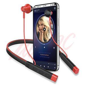 G10 Neckband Bluetooth Earphone Binaural Stereo Bass Sports Wireless Headphone