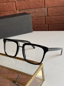 2021 new high-end material 3323 myopic glasses frame fashion temperament matching male and female eyesglasses size 51-20-145