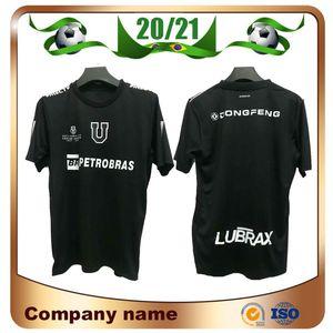 1937/2020 Universidad de 칠레 축구 유니폼 2021 Black Henriquez Beausejour Commemorative Edition 셔츠 Ubilla 축구 유니폼 판매