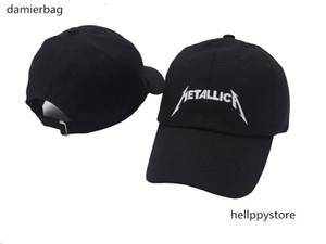 Metallica hip-hop casual baseball Tide brand sports cap