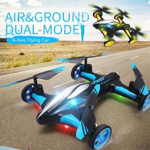 2.4G RC DRONE AIR AIR AIR COCHE H23 Quadcopter con luz One-Llavero Retorno Control remoto Drones Modelo Helicóptero Mejores Juguetes 201208