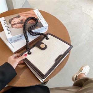 Purses Stone Handbags PU Pattern Small 2021 Bags Designer Leather Shoulder Crossbody And Ladies Luxury For Fashion Women New Bag Qlraq
