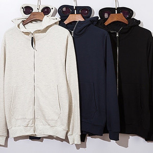 2020 Новые Мужчины Кардиган Мода Мужчины Свободные Пуловер Спортивные Кардиган Женские Длинные рукава Капюшон Кардиган Размер M-2XL