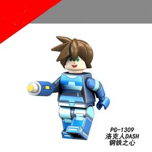 Anime originale assemblato minifigure action figures giocattolo kid super eroe serie isolato regalo per bambini adulti
