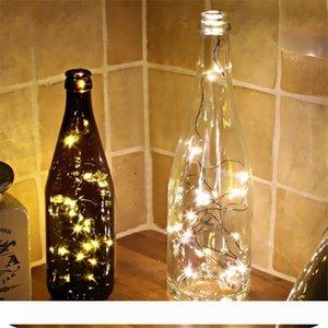 10m Vacanze 100LEDS BATTERIA BATTERIA BATTERIA DATO DECORAZIONE FESTI FESTI LED Filo di rame stringa fata luci lampada