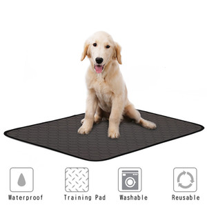 Washing lice dogs Pets Urine Absorbent Pet Cat Mat Water Absorption Capacity Luier Bed For Small Dog Puppy Training Path