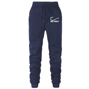 Mens Jogger Brand printing Sweatpants Man Gyms Workout Fitness Cotton Trousers Male Casual Fashion Skinny Track Pants