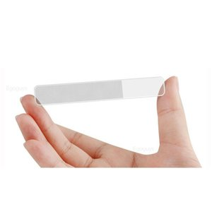 Profissional Nano Unha Arquivo Transparente Polimento Vara De Moagem Nail Art Lapping Burnish Dispositivo Manicure Lixamento Buffi Qylljb