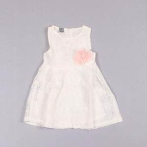 Clearance sale Fashion Princess Dresses Children Clothing Kids Summer Dress Jumper Skirt Girls Cute Lace Dresses Z113
