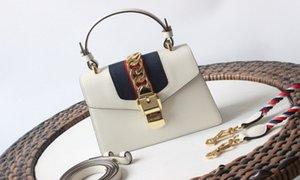 new High quality luxury designer bag purse woman fashion messenger shoulder bag mini genuine leather fast all-match chain bag