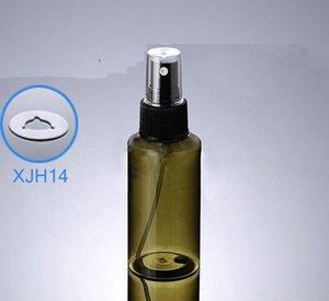 300pcs lot 100ml Empty plastic Split charging bottle, 100cc Green Spray Bottles. Cosmetic Refillable Container