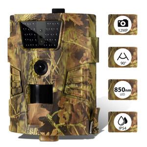12MP Digital Wildlife Trail Camera Outdoor Waterproof Night View Hunting Camera IR LEDs IP65 Waterproof Digital Sports