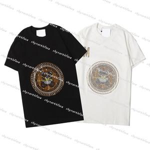 2020 Yeni Tasarımcılar T Shirt Erkek Kadın Gömlek Tasarımcılar Erkekler T Shirt Tshirt Polo Gömlek Crewneck Tişörtü Top Tees
