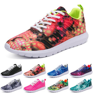 2020 men running shoes Athletic black white outdoor breathable mens trainers sports sneakers runners size 40-45 color15