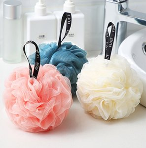Douche Loofah Sponges Exfoliant Bath Sponges pour Body Wash Bathroom Hommes Femmes Bain Brosses Sponges Éponges En gros