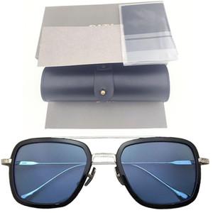판매 작은 여름 사각형 음영 빈티지 Steampunk 패션 Sunnglases 아이언 토니 스탁 선글라스 남성 복고풍 태양 안경 또는 여성 2020