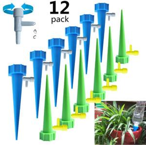 Auto Drip Irrigation System System Gripper Spike Kit Giardino Pianta domestica Fiore Automatico Automatico Strumenti per flower in vaso risparmi energetico