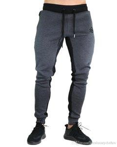 JH Mens Luxury Jogger Pants GYM Athletic Jogger Pantalones Pants Mens Muscle Pencil Pants Slim Fit Casual Trousers
