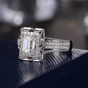 big tanzanite gemstone ring cubic zirconia woman white gold ring celtic nscd diamond eternity pirate ring