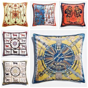case european throw pillow luxury velvet cushion cover 45cm decorative cojines decorativos para sofa chaise almofada
