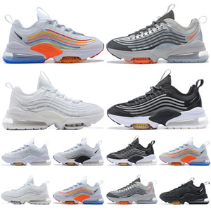 Max Zoom 950 2021 Mujeres para hombre Running Sport Shoes ZM950 950 950S Blanco Colorido Colorido Triple Lobo Negro Gris Neon Clean Trainers Sneakers 36-45