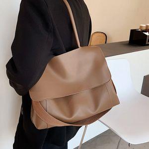 HBPS. IKRR большой емкости PU кожаные сумки сумки для женщин 2020 тенденцию фирменные крупные сумки для плеч женские кобечки Q0112