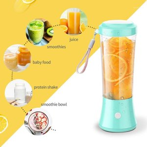 Portable Blender Personal Size Blender Juicer Cup for Juice Crushed-Ice Smoothie Shake, Two Rotating Speed, USB Rechargeable, Wa1