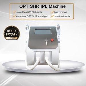 المهنية IPL إزالة الشعر الليزر آلة الليزر آلة الليزر الأكثر شعبية shr e- ضوء إزالة الشعر الجلد تجديد الصباغ آلة
